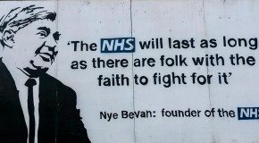 When Did The NHS Become A Religion?