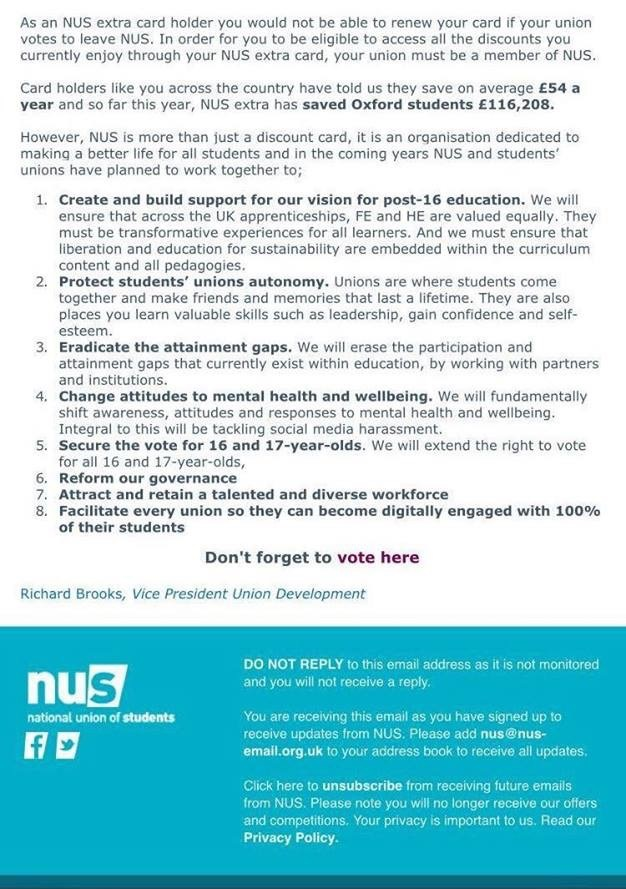 nus oxford email