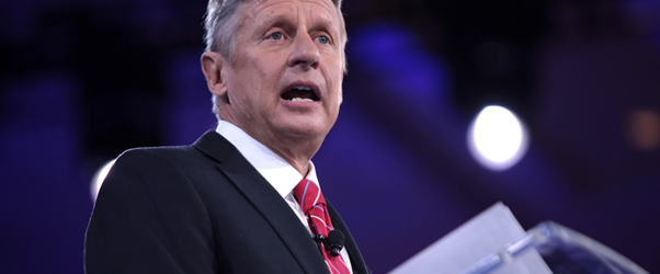 The Rise of the Libertarian Party: The Dawn of Three Party Politics?