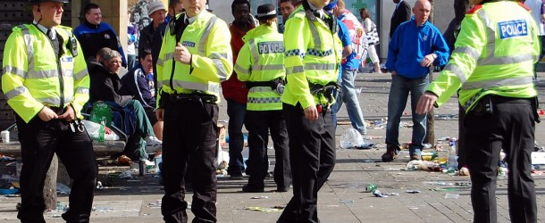 Cutting and slashing – are policing reductions to blame for the knife crime crisis in London?