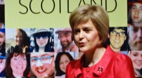 The SNP is basing its second independence referendum on a faux-progressivism