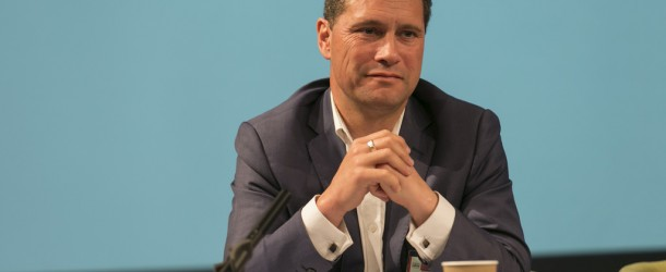 In Profile: UKIP Leadership Hopeful Steven Woolfe