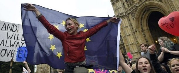 Brexit Revealed The Ugly Face Of The Progressive Left