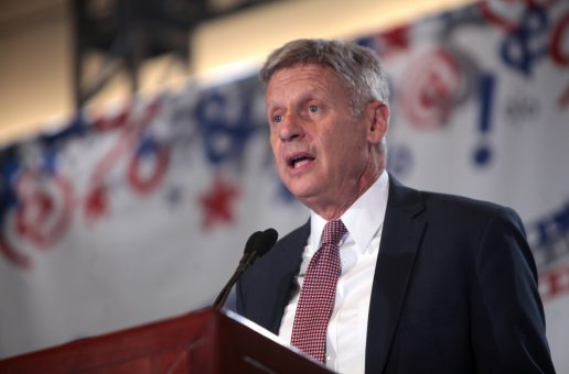 How 2016 Could be Gary Johnson's Year