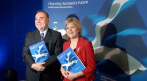 The Referendum's Aftermath has Shown Up the SNP