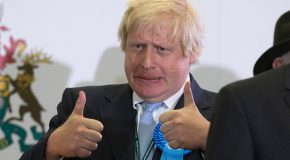 Does Boris Johnson get the respect he deserves?