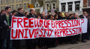 Are Universities Promoting a 'Safe Space' by Undermining Free Speech?