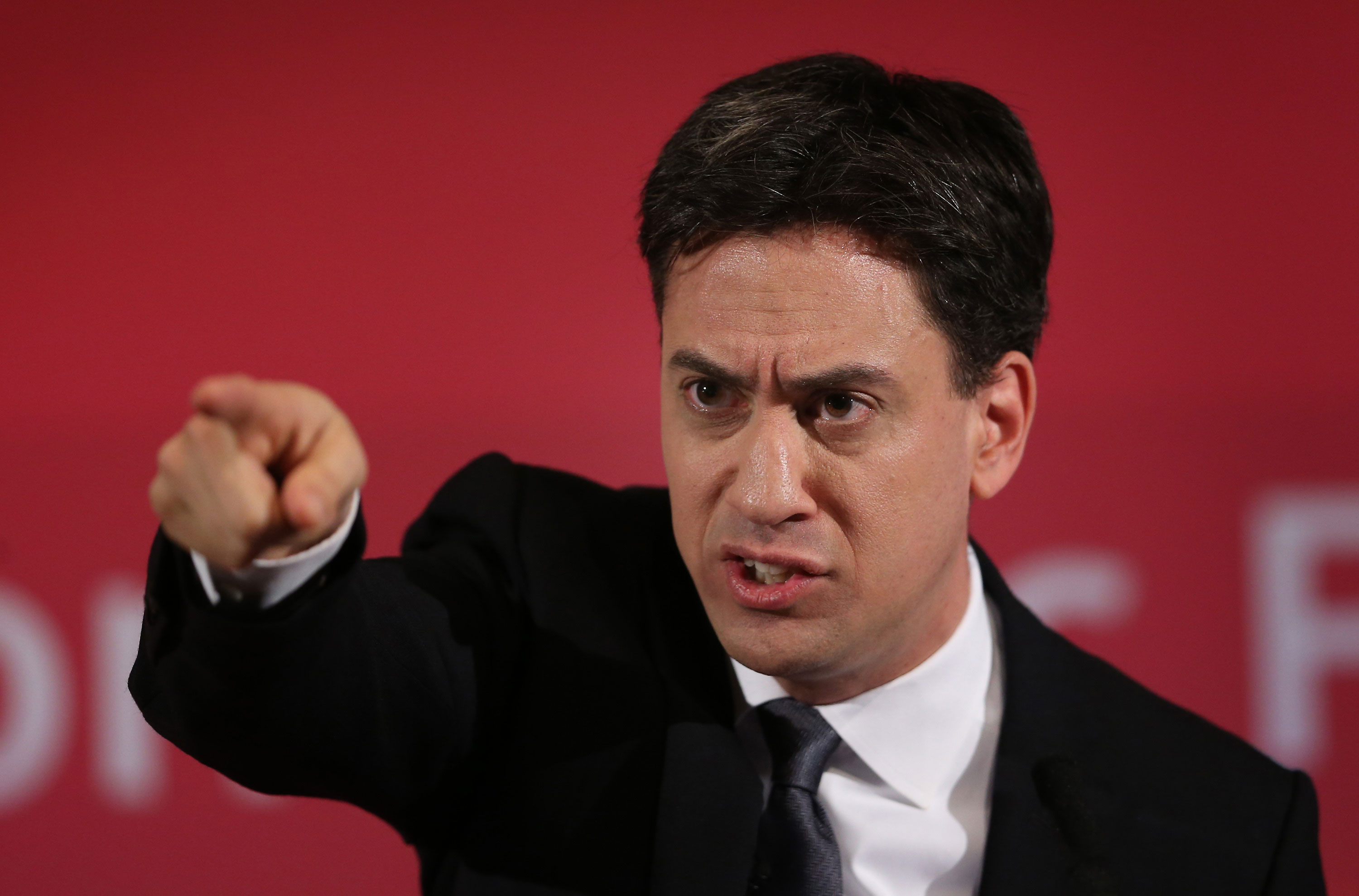 Ed Miliband backs British military action against Isis in