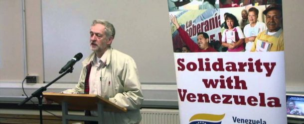 Why has the left stopped talking about Venezuela?
