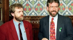 Yes Jeremy Corbyn did sympathise with the IRA