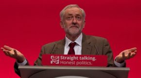 Jeremy Corbyn's election victory – imagined