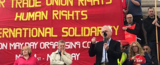 John McDonnell's May Day speech was a moral disgrace