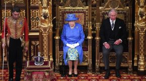 Queen's speech – A fragile government demonstrates its divisions