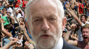 Corbynmania at Glastonbury: Why Drugs are Bad