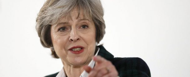 Opinion: Theresa May's Hard-Brexit stance makes her a bad conservative