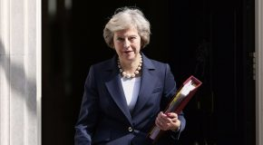 Dear Tories, Stick to Theresa: she is a saviour still