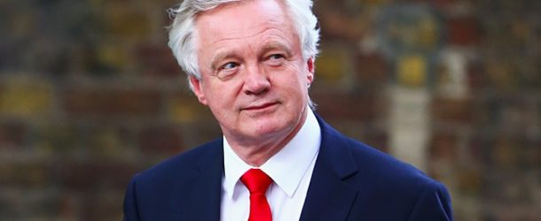 NEW: David Davis slammed as 'thick as mince, lazy as a toad' by Brexit architect