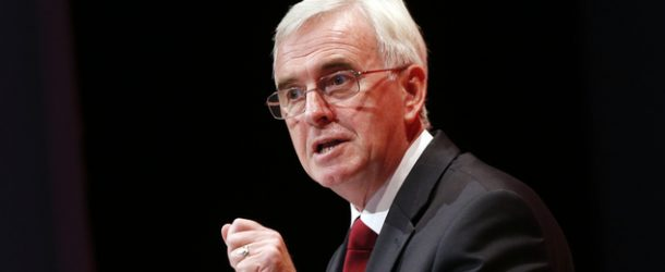 Top Five Times John McDonnell Supported Political Violence