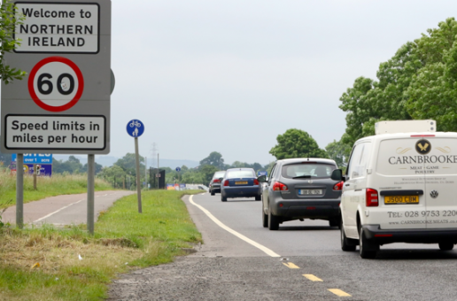 Is the Government Deluded on Ireland Border?