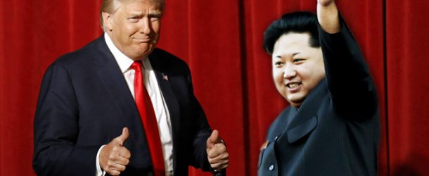 Trump Vs Kim: The Greater Threat to World Peace?