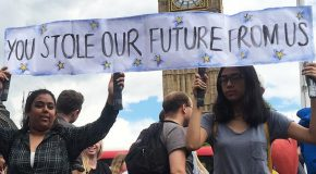 The Brexit Fallout: The Deepening Age Divide
