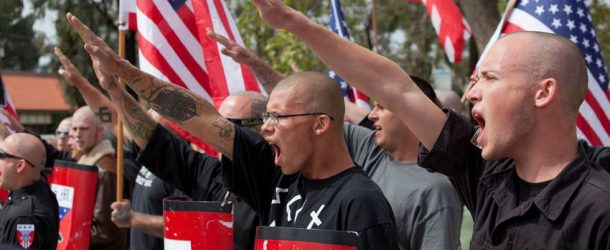 The ongoing threat from neo-Nazis