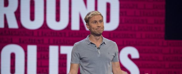 OPINION: Russell Howard should stick to being a hoot, not a left-wing puppet