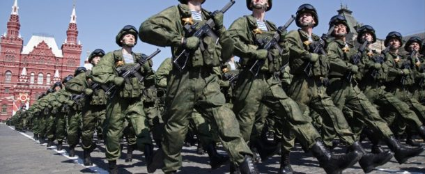 Russia: The Mounting Aggressor in the East