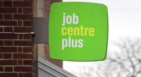 What's it like going to the job centre in modern Britain?