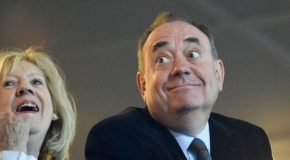Alex Salmond's Russia Today show shames Scottish nationalism