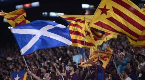 Can you compare Scotland and Catalonia?