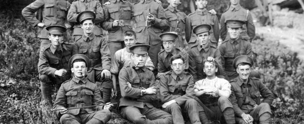 Deputy Leader of Lib Dems Spits on Memory of WWI Troops
