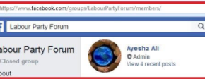 EXCL: Labour Party Forum admin shared pro-Hitler video