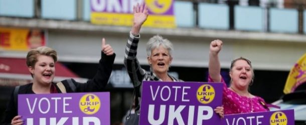 Opinion: To Survive, UKIP must become Anti-Establishment not Anti-Immigrant