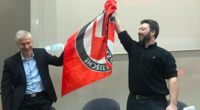 Exclusive With Sargon Event Organiser: Antifa Violence Shuts Down Event