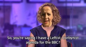 Corbynist Comedienne Accuses Philip Davies MP
