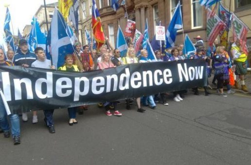 The Scottish nationalist movement's embarrassing stunts reveal a movement bereft of ideas