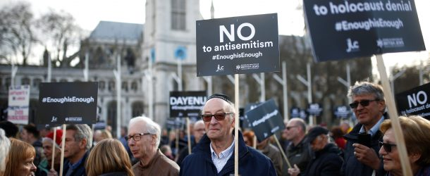 """""""Antisemitic incidents will skyrocket under a Corbyn government"""" – Daniel Sugarman interview"""